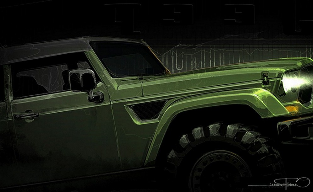 Новинки весны: Jeep Crew Chief и Jeep Trailcat